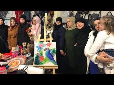 النساء السوريّات يشغلن وسائل الإعلام التركية في يوم المرأة العالمي - قهوة تركية | سوريا  - 15:53-2019 / 3 / 17