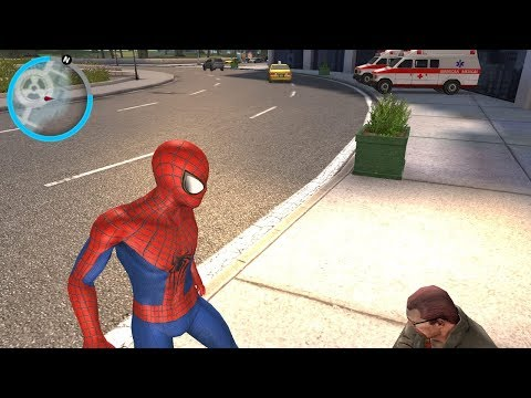 The amazing Spider-Man 2 vs eletro man chapter 1 complete (HINDI)Sam1735