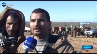 تيارت: مواطنون يحتجون على توزيع أراضي الاستثمار في سيدي عبد الرحمن