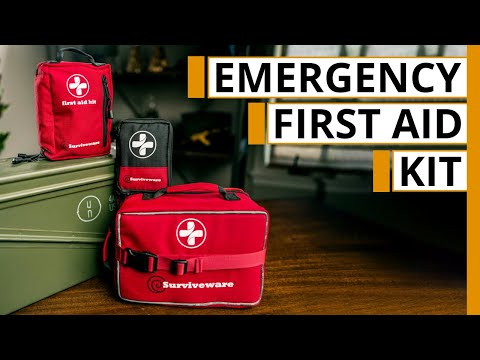 5 Best Emergency First Aid Kits | Survival Medical Kits