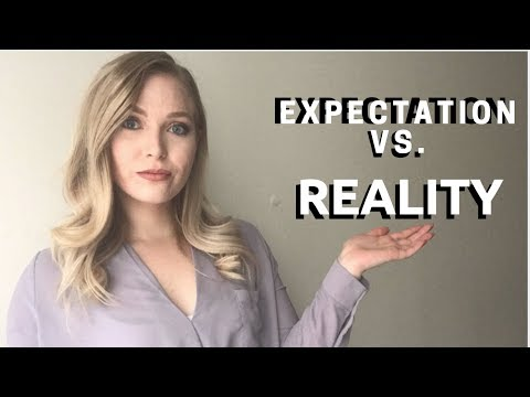 Realities Vs Expectations   Newhire Flight Attendant  