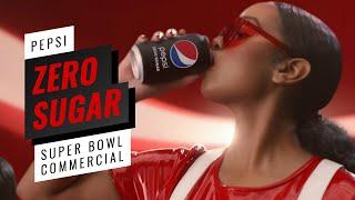 Pepsi   Zero Sugar   SuperBowl Commercials 2020
