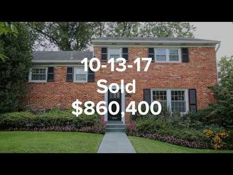 October 2017 Homes Sold in Ashburton Elementary School Bethesda Md