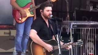 chris young who i am with you 9 22 13