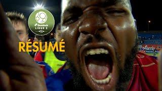 Gazélec FC Ajaccio - Red Star  FC ( 2-1 ) - Résumé - (GFCA - RED) / 2018-19