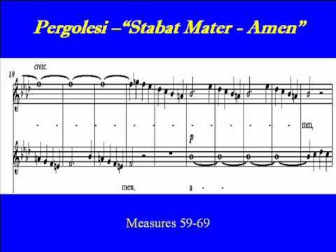 Pergolesi-Stabat Mater-Amen-Score.wmv