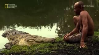 Film o przyjaźni z krokodylem