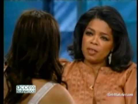 Teri Hatcher Clips from Oprah on Access Hollywood