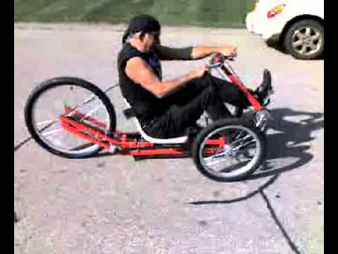 McLean All-Body Workout (ABW) Trike