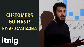 Customers Go First - How To Improve CSAT and NPS scores