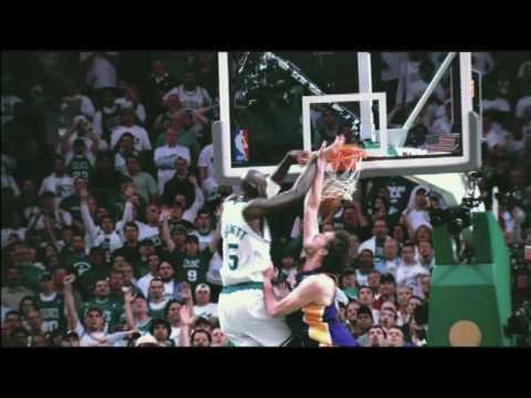 (HD) 2008 NBA Finals Celtics vs. Lakers Highlights Games 1-6