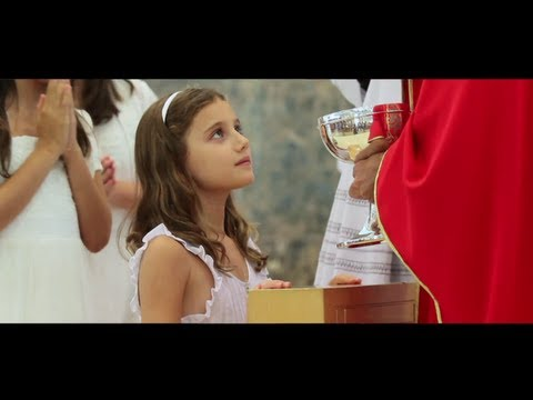 Spanish Community First Holy Communion Video (2013)