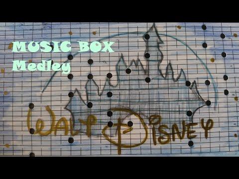 Disney Music Box Medley (Original)