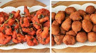 Cauliflower Pakora/Pakora Recipe/Gobi 65 Crispy/ফুলকপির পাকোড়া রেসিপি/পাকোড়া রেসিপি