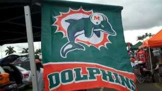 Dolphins vs Jets from E-12 and THE DEEP END 9/23/12