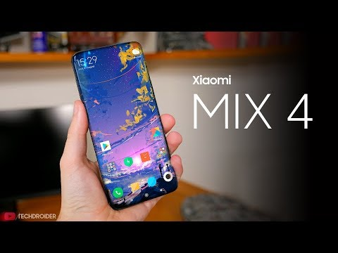 Xiaomi Mi MIX 4 THIS IS IT