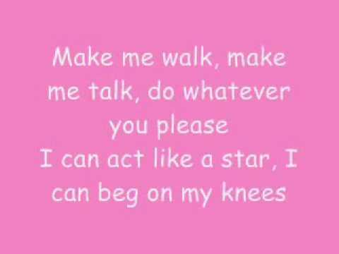 Aqua - barbie girl (with lyrics)