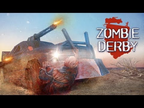 Zombie Derby - очередной хит от Herocraft!