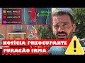 😓 ESTAMOS REALMENTE PREPARADOS?⚠️FURACÃO IRMA AMEAÇA A FLÓRIDA #VlogTaticelo Ep.04