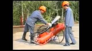 видео Техническое обслуживание огнетушителей