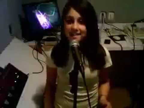 Ariana Grande Sings Just For Now By Imogen Heap