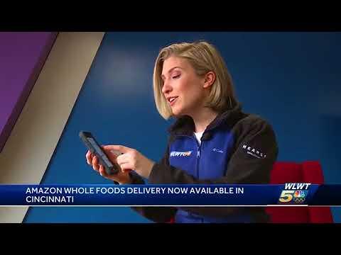 Amazon now delivering Whole Foods groceries in 1 hour in Cincinnati