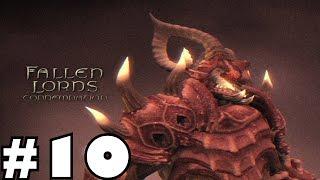Fallen Lords: Другой Мир. Демоны часть 10.
