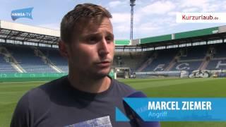 F.C.Hansa Rostock empfängt den 1.FC Kaiserslautern