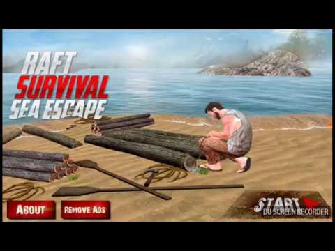Raft Survival - Supervivencia en la balsa - Vídeos de Juegos Android
