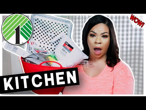 20 Best Kitchen DOLLAR TREE Items! DOLLAR STORE Stuff That ACTUALLY WORKS!