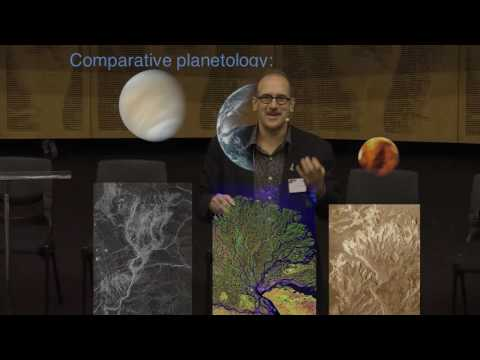 Big History Anthropocene Conference - Astrobiologist Dr David Grinspoon