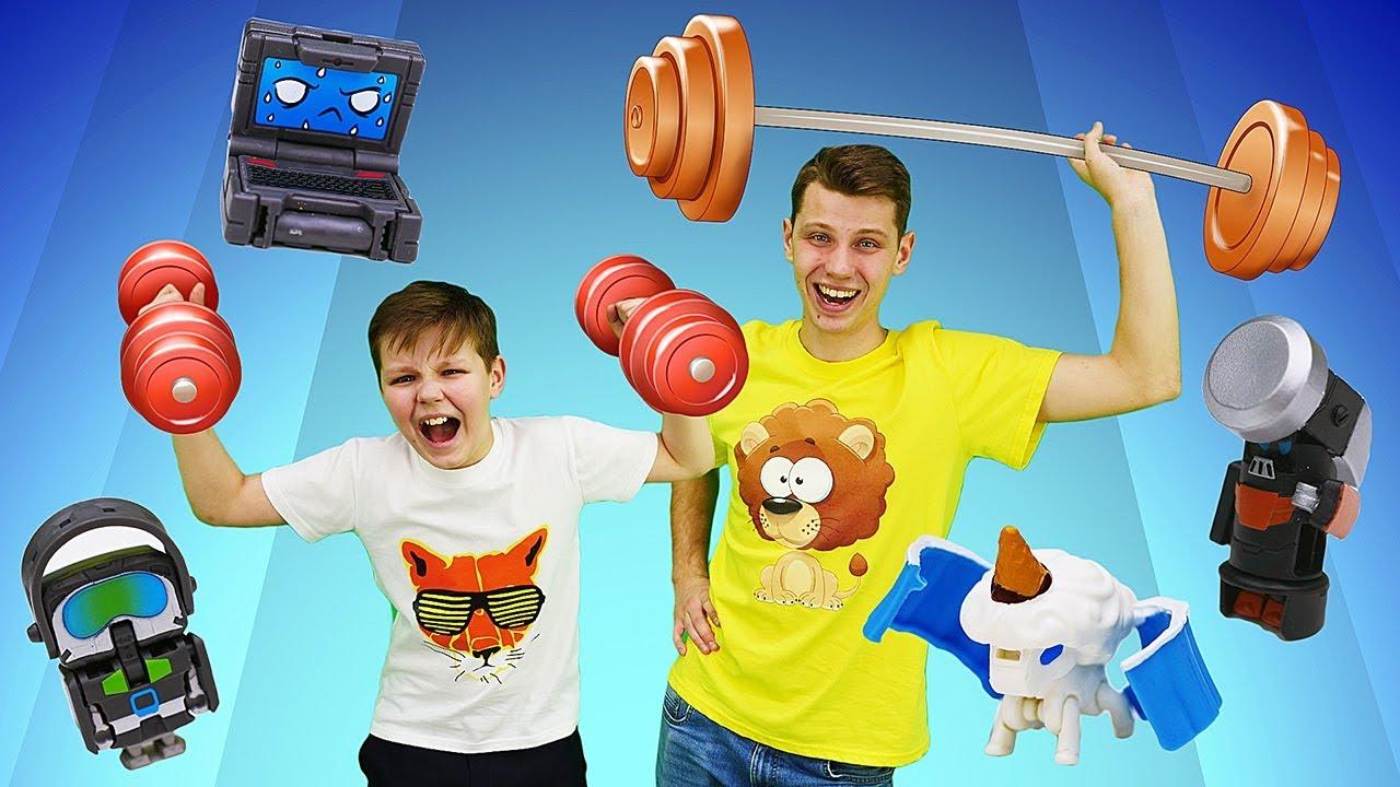 Transformers BotBots от Hasbro. Крутые игрушки трансформеры. Смотри видео и выигрывай приз!