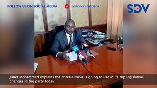 NASA leadership set to meet amid talks of changing legislative leadership