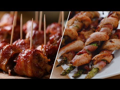 Bacon-Wrapped Dishes To Satisfy Your Bacon Obsession