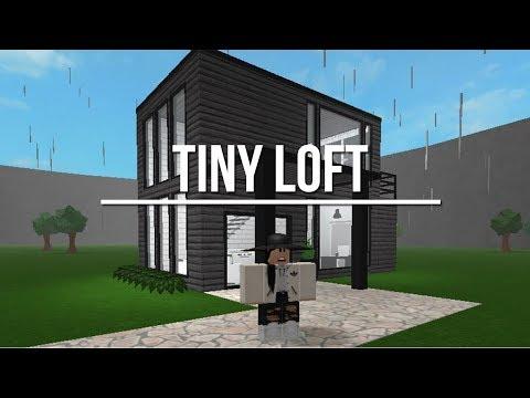 ROBLOX | Welcome to Bloxburg: Tiny Loft 21k
