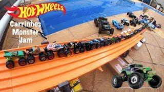 Hot Wheels Pista Rampa do Troféu de Thanos - Carrinhos Brinquedos #231