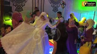 حوريه بترقص العروسه و العريس مع حسام حسن