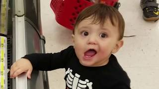 BABY SHAWN GOES SHOPPING @ TARGET  FUNnel Family Baby Silly Vlog