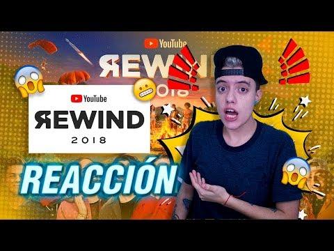 REACCIÓN AL YOUTUBE REWIND 2018 ¿EL PEOR DE TODOS?l BECKY GARCIA