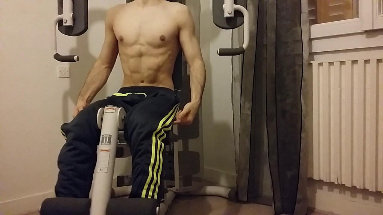 Tuto pr sentation d 39 un banc de musculation domyos hg 60 3 multifonction youtube - Banc de musculation hg 60 ...