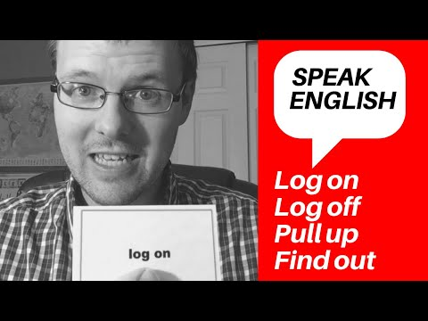 Learn American English Online   Technology Phrasal Verbs for English Conversation