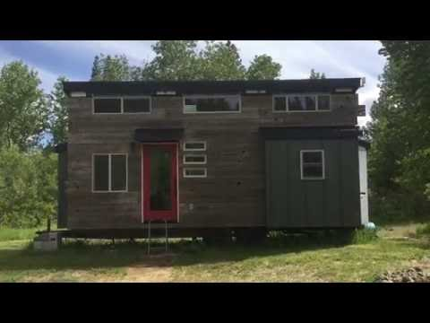 Tiny House Tour by Tiny Mountain Life