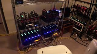 Mining Farm at my Condo