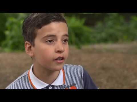 Yassine (10) wil meer vriendschap tussen kinderen met ander geloof