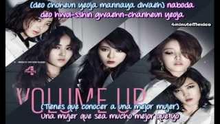 Download 4Minute - I´m OK (Sub-Esp + Romanización + Lyrics) MP3 song and Music Video