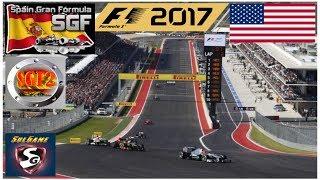 F1 2017 - Retransmisión SGF2 // Gp Ee.Uu 05-20