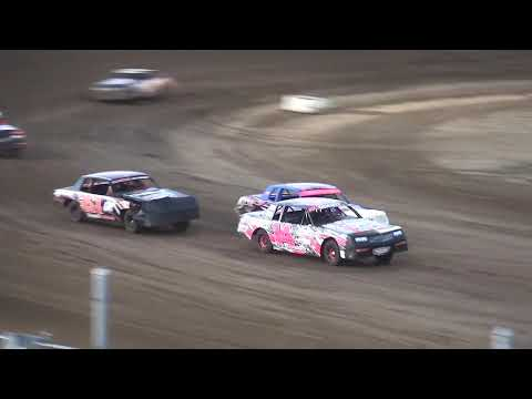 IMCA Hobby Stock Heat Independence Motor Speedway 5/4/19