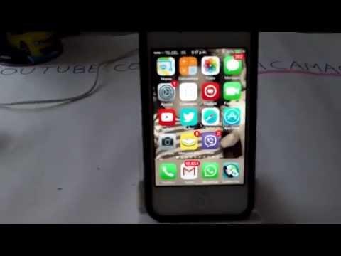 5 TRUCOS PARA USAR BIEN TU IPHONE, 4,4S,5,5S,5C,6. IOS