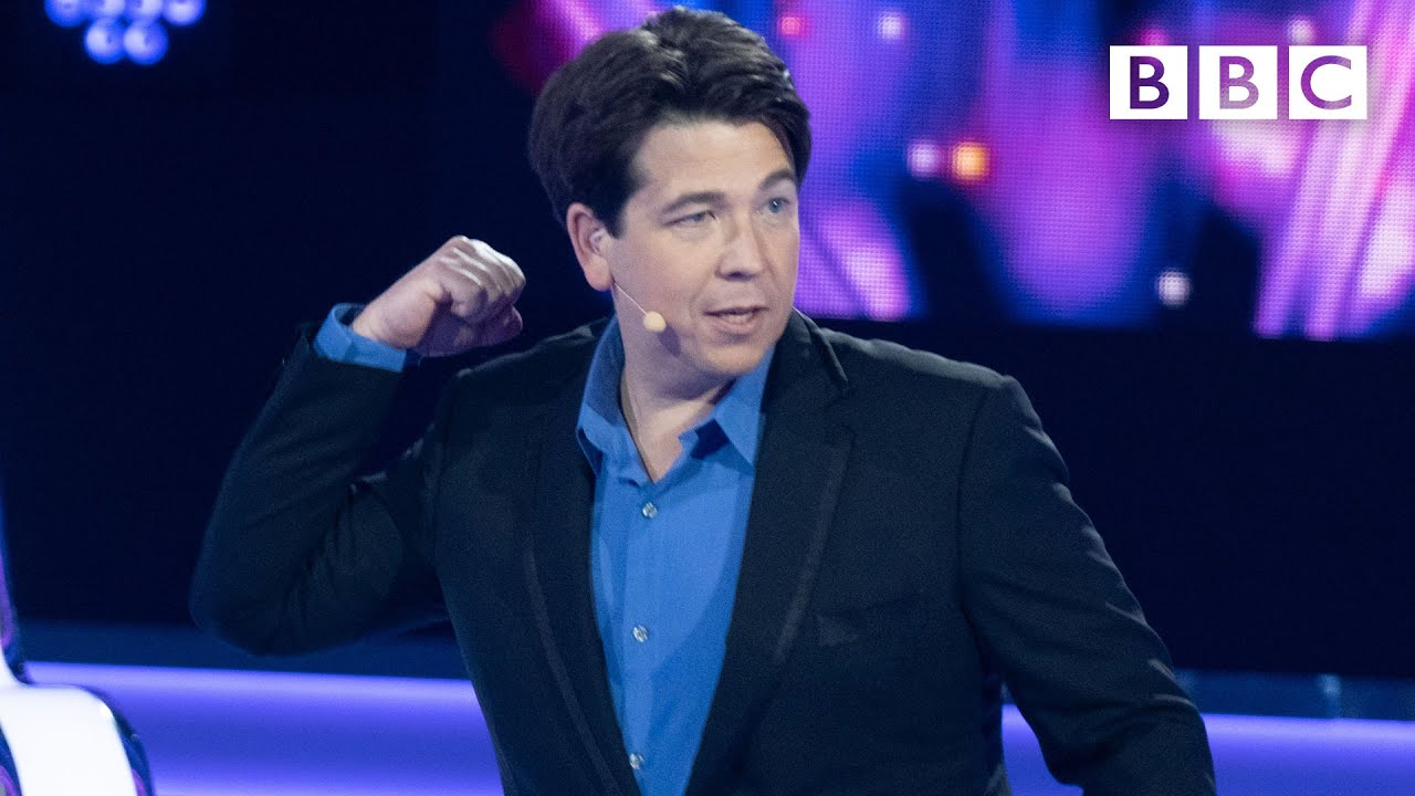 Michael McIntyre's Olympics impressions are too funny 😂 BBC