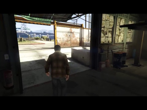 GTA 5 mission I Fought the Law